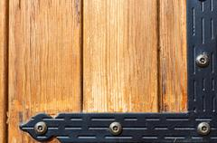 Background with particular wood Stock Photos