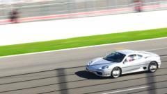 Ferrari 360 Modena Stock Footage