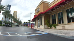 RK Plaza Sunny Isles Beach 4 Stock Footage