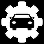Stock Illustration of Automobile Service Icon