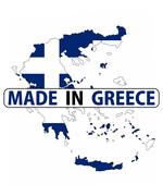 Made in greece Stock Illustration