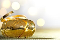 Golden ribbon Kuvituskuvat