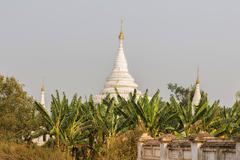 Mahamuni Paya - Inwa Ava, Burma. - stock photo