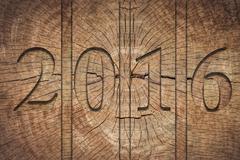 New Year Concept 2016 Kuvituskuvat