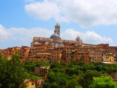 Stock Photo of Cathedral of Siena