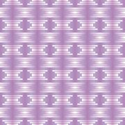 Stock Illustration of Pattern with squares and rectangles on violet background brilliant effect