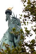 Statue of liberty Stock Photos