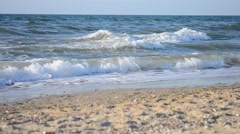 Classic sea view Stock Footage