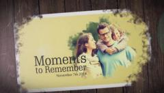 Moments to Remember v2 Stock After Effects