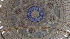 Selimiye Mosque Edirne Turkey Stock Footage