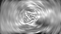 Rotating Concentric Circles Target Fractal Stock Footage
