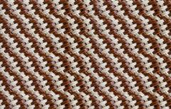 Two tone colour knitted texture. - stock photo