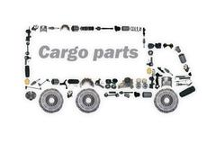 Images truck assembled from new spare parts Stock Photos