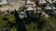 Aerial View of San Francisco Bay   Stock Footage