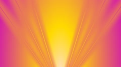 Abstract shiny bright beams video animation Stock Footage