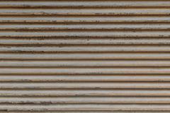 Metal rust wall texture - stock photo