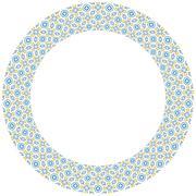 Stock Illustration of Decorative circle