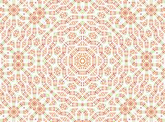 Abstract color pattern Stock Illustration