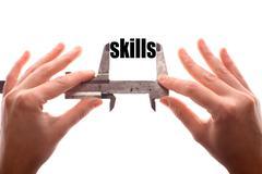 Small skills - stock photo