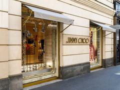 Jimmy Choo Store - stock photo