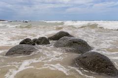 Atlantic Ocean Waves Stock Photos