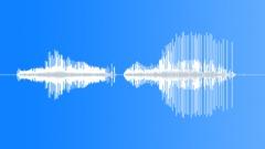 Creaky Hinge 01 - sound effect