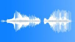 Creaky Hinge 02 - sound effect