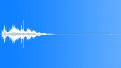 Creature Transform Crackling 02 Sound Effect