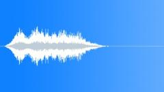 Creepy Alien FlyBy 02 Sound Effect