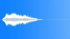 Creepy Alien FlyBy 05 Sound Effect