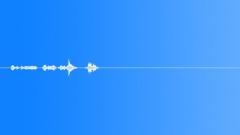 Cutlery Case 03 Sound Effect