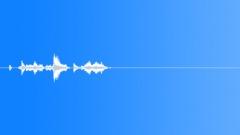 Cutlery Case 04 Sound Effect