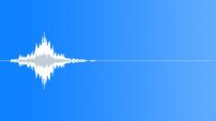 Digital Passing Slide 01 Sound Effect