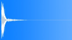 Dirty Sci-Fi Gunshot 01 - sound effect