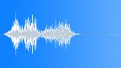 Evil Starship FlyBy 03 Sound Effect