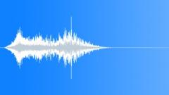Evil Starship FlyBy 02 Sound Effect