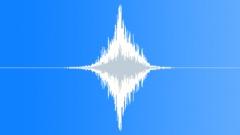 Heavy Whoosh Impact 05 - sound effect
