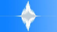 Heavy Whoosh Impact 02 - sound effect