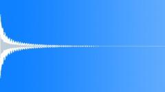 Open Bowl Hit 01 - sound effect