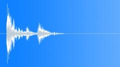 Polystyrene Drop Sound Effect