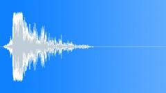 Sci-Fi Bomb Impact 01 - sound effect