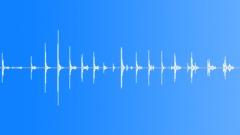 Scrape Out Kitchen Pot - Loop Sound Effect