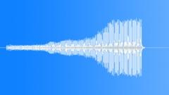 Single Cicada Chirping 01 - sound effect