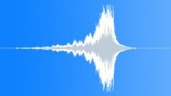 Spaceship Crash Impact 03 - sound effect