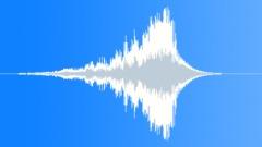 Spaceship Crash Impact 01 - sound effect