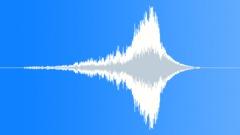 Spaceship Crash Impact 05 Sound Effect