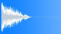 Starship Core Hit 03 - sound effect