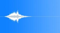 Starship Slowdown Swoosh 03 Sound Effect