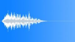 Sudden Spacecraft FlyBy 03 - sound effect