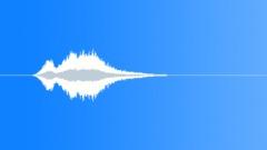 Witch Transform Swoosh 02 Sound Effect